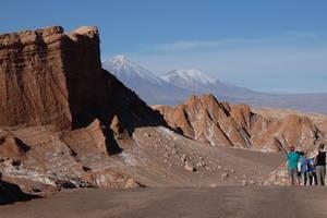 Moon Valley en Death Valley