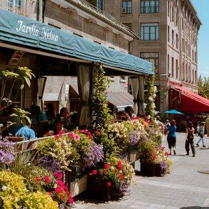 Canada-Montreal-Old-City