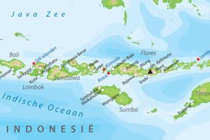 De kleine Sunda Eilanden