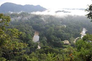 Borneo Rainforrest Lodge