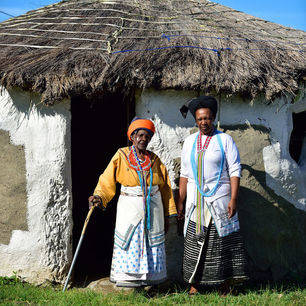 Zuid-Afrika-Eastern-Cape-Xhosavrouw_2