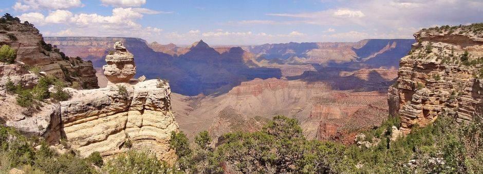 Verenigde-Staten-Grand-Canyon-uitzicht
