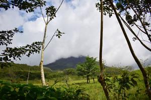 Langs vulkanen in Costa Rica