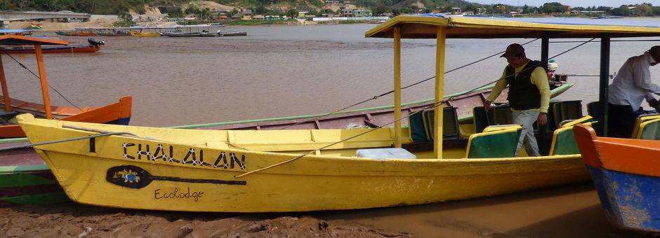 Met de boot door Madidi National Park - Bolivia