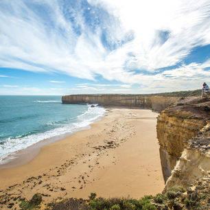 Australie-Great-Ocean-Road-ruige-kustlijn