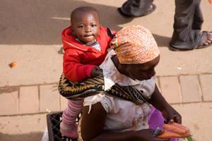 Plaatsen in Swaziland
