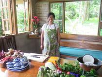 Koken bij Mina