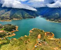 Calima Lagune en Buga