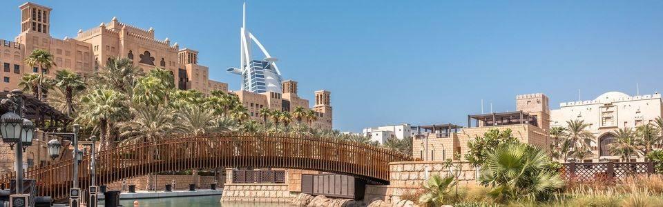 Hoogtepunten tijdens stopover Dubai