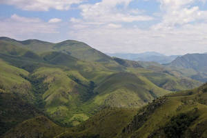 Lubombo Mountains