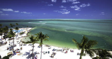 Amerika-Florida-Islamorada-Postcard-Inn-Resort
