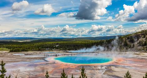 Amerika-Yellowstone-National-Park