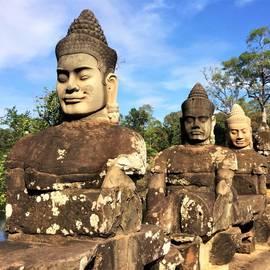 Ankor Wat, Cambodja