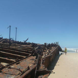 Australie-Fraser-Island-SSMaheno-scheepswrak_3_559385