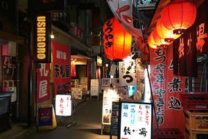 Eten en drinken tussen de locals in Tokyo