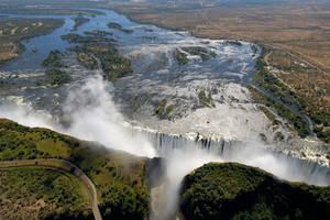 Zimbabwe-VictoriaFalls