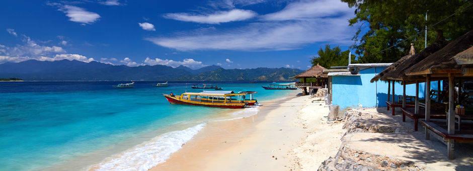 Indonesie-Lombok-Gili Trawangan-strand13 shutterstock_180701636