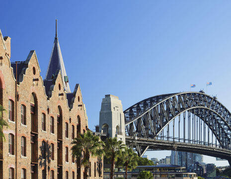 Australie-Sydney-The-Rocks