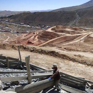 Mijnen-in-Potosi-Bolivia