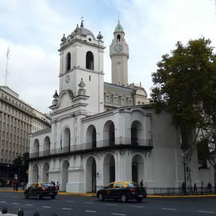 Argentinie-Buenos-Aires-stadscentrum