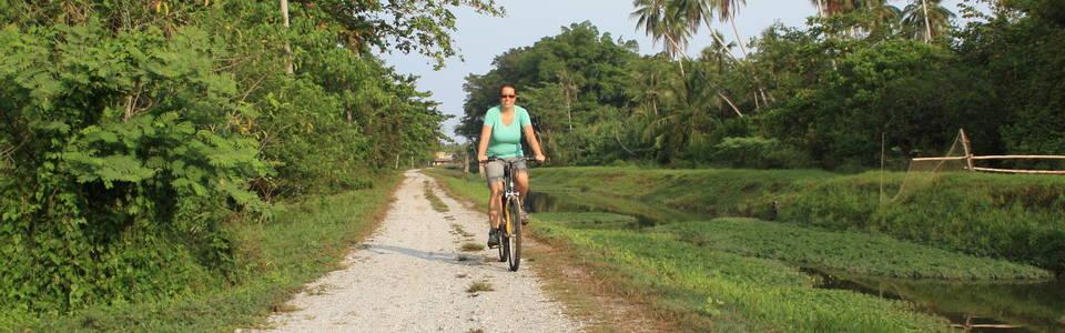Ontdek Maleisie op de fiets