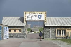 Bezoek Robbeneiland