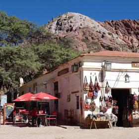 Winkeltje in Purmamarca