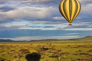 Serengeti, Ballonvaart
