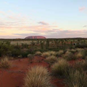 Australie-Ayers-Rock-rotsformatie-2