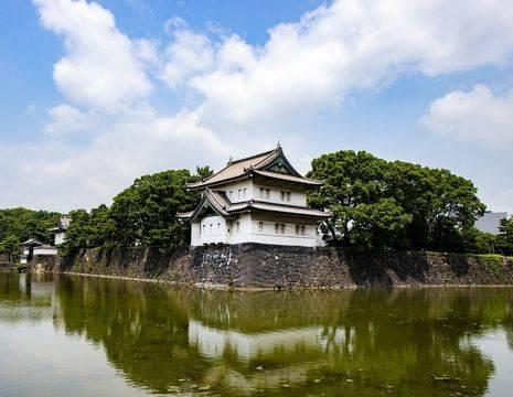 Japan-Tokyo-Koninklijk-Paleis