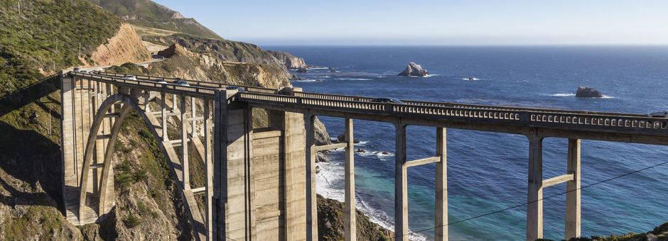 Amerika-Santa-Barbara-Highway-1