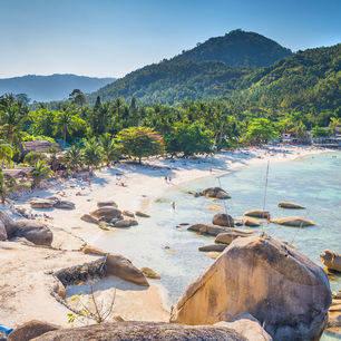 Thailand-KohSamui-strand