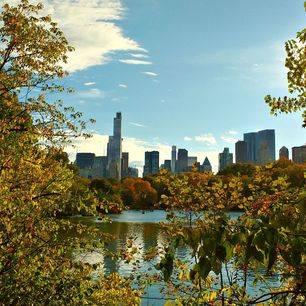 Amerika-New-York-Central-Park-1