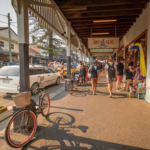 Australie-Byron-Bay-straatbeeld