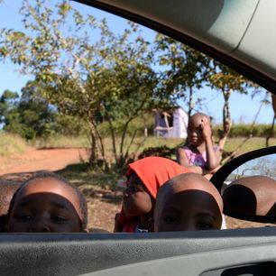Swaziland-Kindjes
