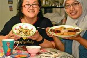 Jakarta: Huiskamerrestaurant in Zuid-Jakarta