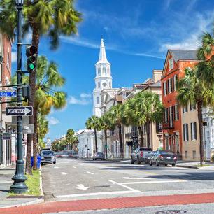 Amerika-Charleston-St-Michaels-Church