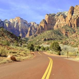 Amerika-Zion-National-Park-Onderweg-1