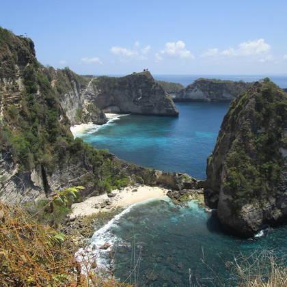 Atuh Beach & Diamond Beach