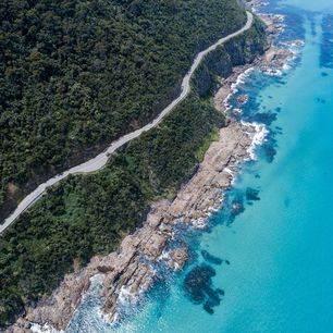 Australie-Great-Ocean-Road-autoweg