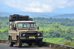 Midden Bali: Jeepsafari