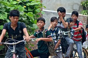 Fietsexcursie Kim Bong in Hoi An