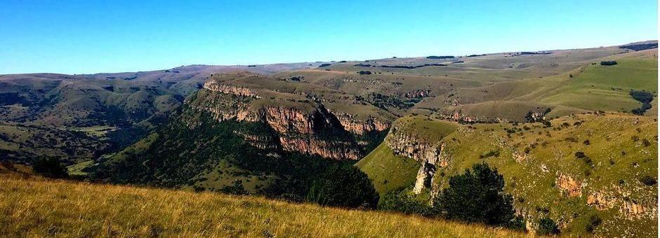 Zuid-Afrika-Dullstroom-Uitzicht