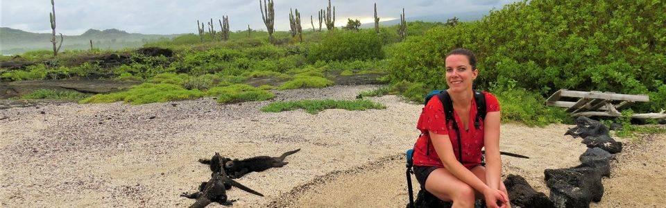Mijn inspectiereis naar Ecuador en Galapagos
