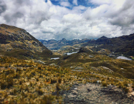 Cajas National Park in Guayaquil