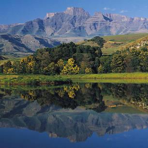 Drakensbergen KwaZulu-Natal Champagne Castle(10)
