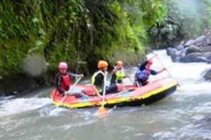 Manado: Raften Minahasa gebied