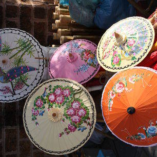 Thailand-Chiang-Mai-parapluutjes