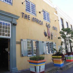 Kaapstad-Africa-Cafe
