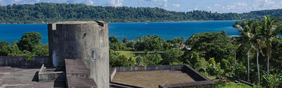 Banda eilanden Molukken